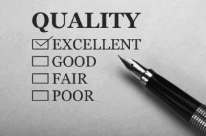 Buy quality